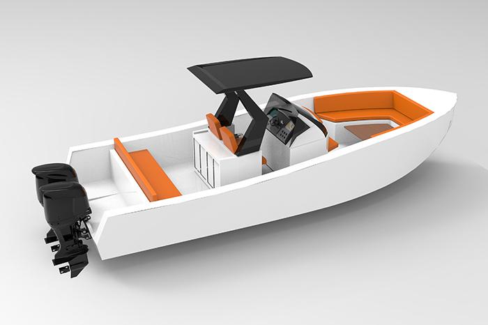 Cruiser 7.5m